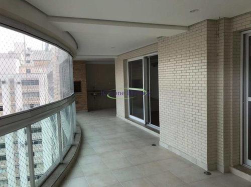 Apartamento Com 4 Dorms, Boqueirão, Santos - R$ 2 Mi, Cod: 64152783 - V64152783