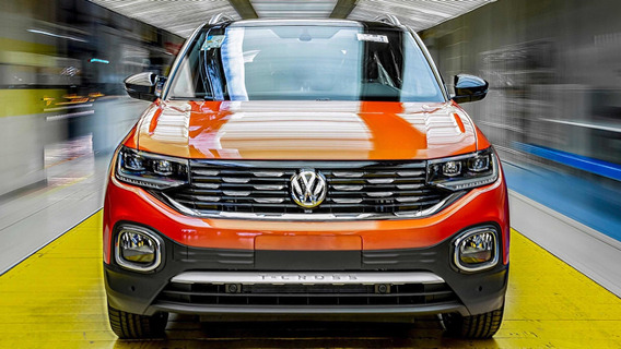 Volkswagen T- Cross