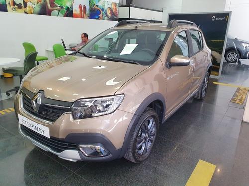 Renault Sandero Stepway 1.6 16v Zen #ms