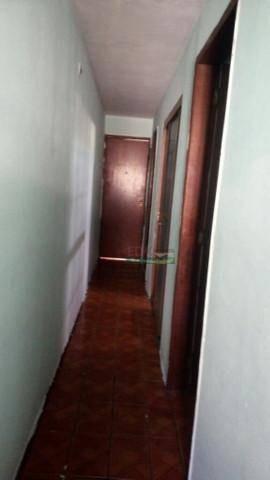 Imagem 1 de 3 de Casa Com 3 Dormitórios À Venda Por R$ 276.000,00 - Parque Novo Horizonte - São José Dos Campos/sp - Ca4977