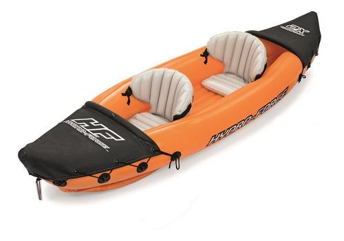 Kayak Inflable 1ó2 Plazas Bestway Lite-rapid X2 Sin Remos