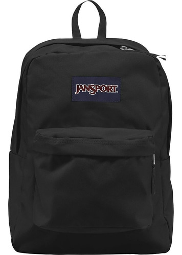 Mochila Jansport Superbreak Black 26 Lts