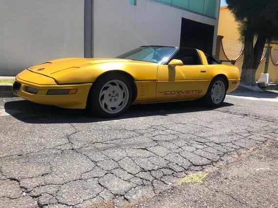 Corvette 1991 Totalmente Reconstruido Por Guerrero Racing