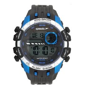 Relógio Speedo Masculino Digital 80613g0evnp1