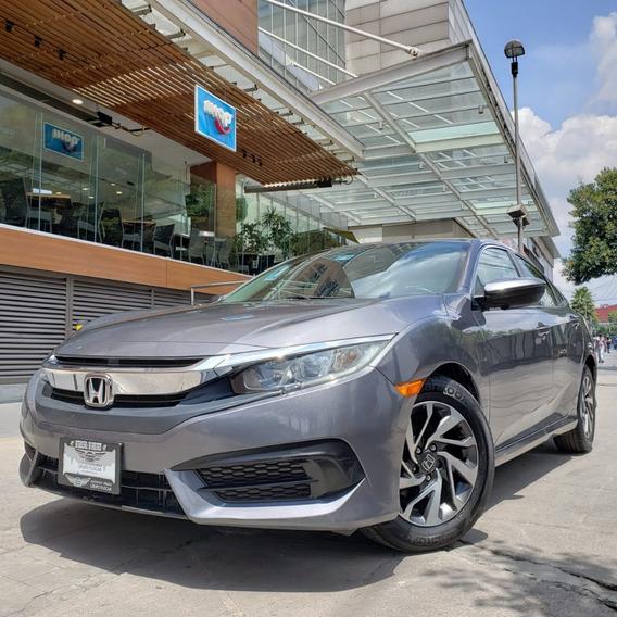 Honda Civic 2016 Ex Mt