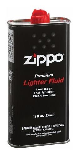 Fluido Combustible Gasolina Zippo 12 Oz Grande Original