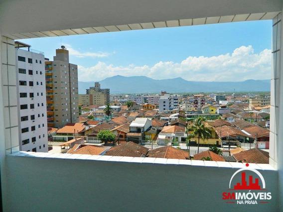 Apartamento De 01 Dormitório À Venda Com Negociação Direto Com O Proprietário Na Vila Tupi - Praia Grande/sp - Ap1750
