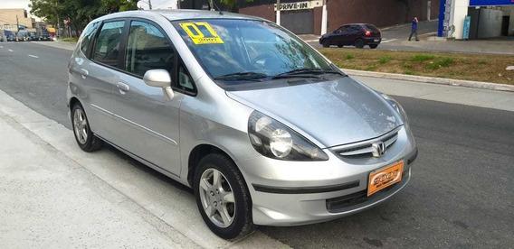 Honda Fit 1.4 Lx Gasolina 2007 !!!