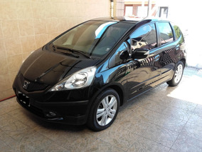 Honda Fit Exl At. 1.5 Con Cuero