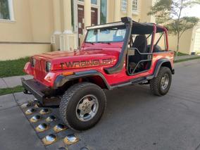 Jeep Wrangler Yj 1992