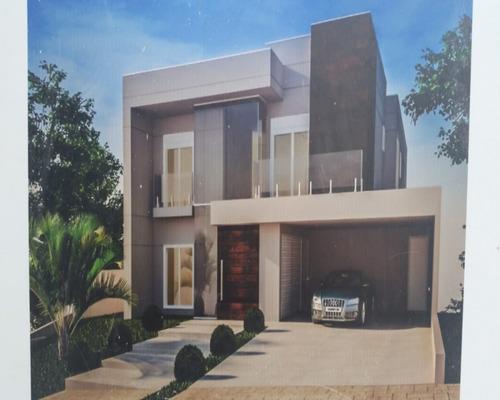 Venda De Maravilhosa Casa  Nova E Clean No Condomínio Burle Marx Em Alphaville - 2679 - 67736323