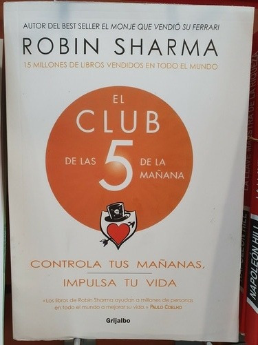 El Club De Las 5am De La Mañana El Monje