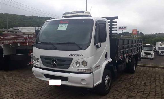 Mercedes-benz Mb 1016 2013/2013 ( Condicao Especial )
