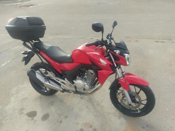 Vendo Honda Twister 250 En Excelente Estado
