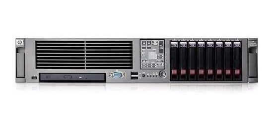 Servidor Hp Dl380 G5 (2x Quad Core/ 16gb Ram/2x146gb Sas)