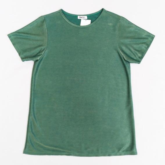 T-shirt Shine Verde