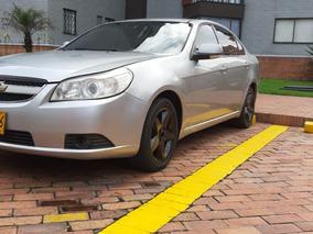 Chevrolet Epica 2.5 Año 2008 Gris