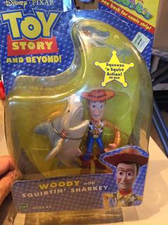 Woody With Sharkey Toys Story Hasbro