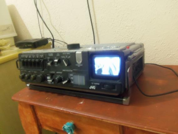 Rádio/tv Antigo Jvc