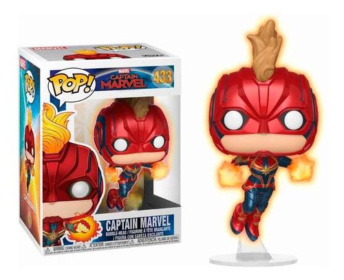 Funko Captain Marvel Flying (433) - Captain Marvel (marvel)