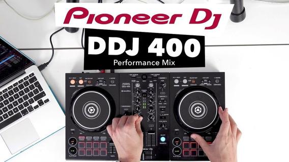 Controladora Dj Pioneer Ddj 400