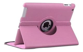 Funda Para iPad Air 2 Giratoria 360º Premium + Vidrio