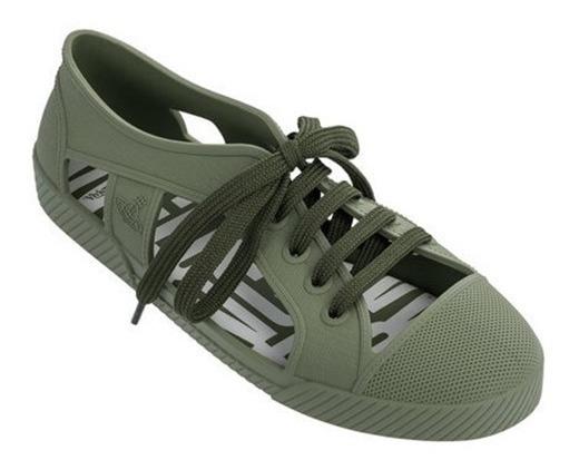 Melissa Brighton Sneaker + Vivienne W. Anglomania 32354