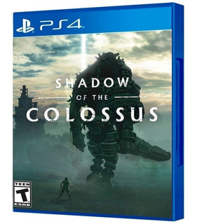 Shadow Of The Colossus Ps4 Fisico Usado
