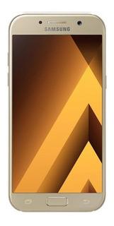 Smartphone Celular Samsung Galaxy A5 2017 64gb Dourado Novo