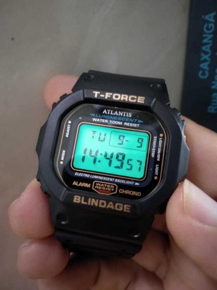 Relógio Atlantis G-shock Pronta Entrega!