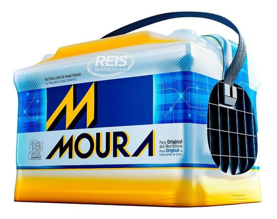 Bateria De Carro Moura 60 Amperes M60gd Celta/prisma 2010