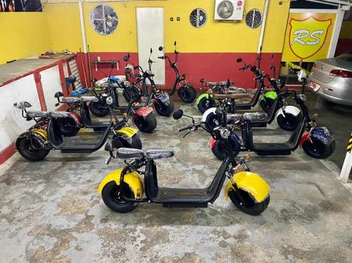 Scooter Elétrica 0km 2021 Para De Pagar Combustíveis Caros