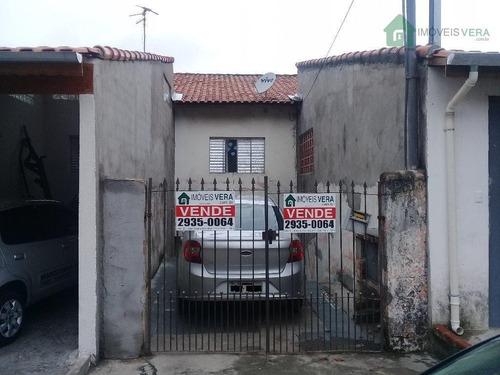 Imagem 1 de 17 de Sobrado Residencial À Venda, Jardim Helga, São Paulo. - So0143