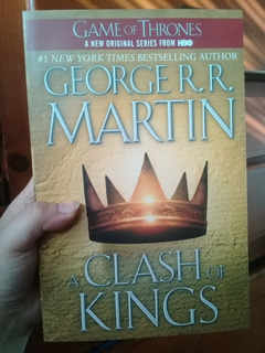 A Song Of Ice & Fire - Libros ( 2 - 5 )