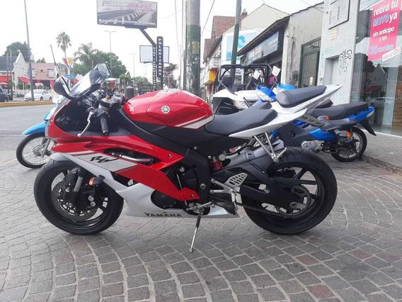 Yamaha R6 2009 Excelente Estado Tamburrino Motos