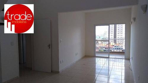 Apartamento Duplex Residencial À Venda, Jardim Paulista, Ribeirão Preto. - Ad0019