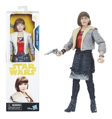 Muñeco Star Wars Figura 30cm Han Solo Vader Trooper Kylo Rey