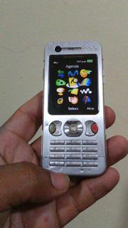 Celular Sony Ericsson W890 Movistar