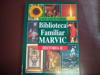 Libro Biblioteca Familiar Marvic Tomo De Historia