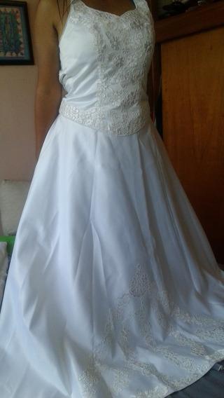 Vestido De Novia Talla S - M