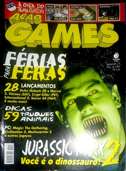 Revista Ação Games N° 117