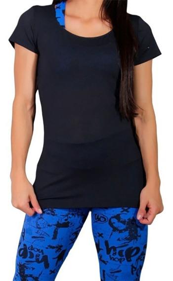 Blusa Feminina Dry Fit Regata Blusinha Camiseta Poliamida Academia Furadinha Treino Corrida Caminhada Respirável