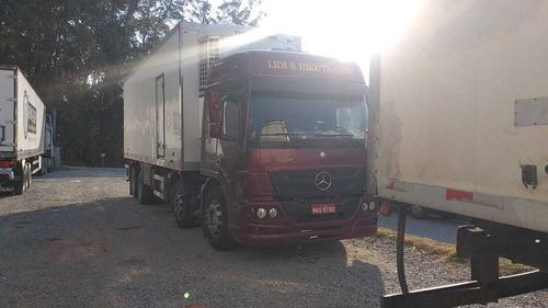 Imagem 1 de 6 de Mercedes Benz Atego 2430