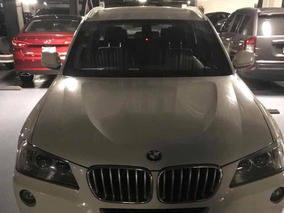 Bmw X3 2.0 28ia Xdrive At 2012 Blindada Nivel 3