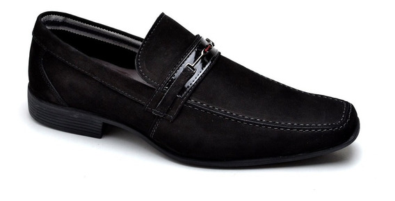 Sapato Social Masculino Couro