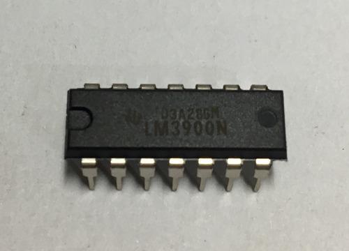 Nte 992 Circuito Integrado 14 Pin Lm3900n Nte992 ***