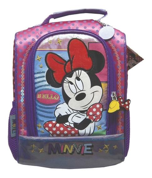 Lunchera Termica Disney Minnie Mouse Original - Mundo Manias