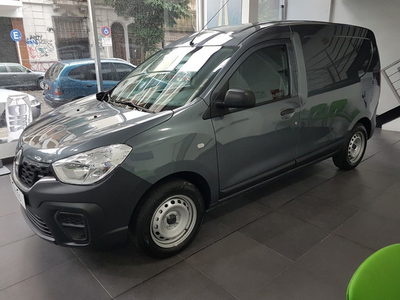 Renault Kangoo Furgon Confort Emotion Nafta Diesel 0km #ff