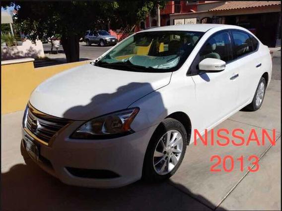 Nissan, Sentra Advance Cvt 2013