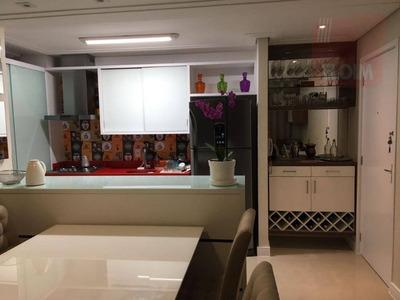 Apartamento Com 3 Dormitórios À Venda, 62 M² Por R$ 385.000 - Vila Amália (zona Norte) - São Paulo/sp - Ap24493
